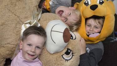 Teddy Bears' Picnic at SSE SWALEC