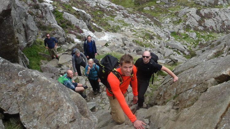 The Noah's Ark Charity Welsh 3,000s Challenge