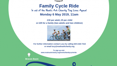 The Lord Mayor's Family Cycle Ride