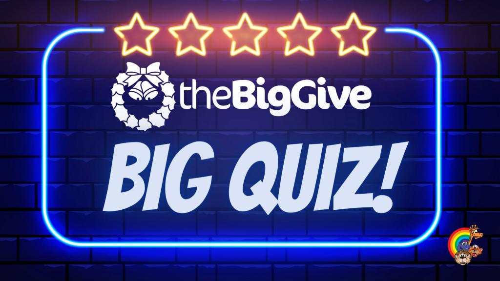 The Noah's Ark Charity Big Give Big Virtual Quiz