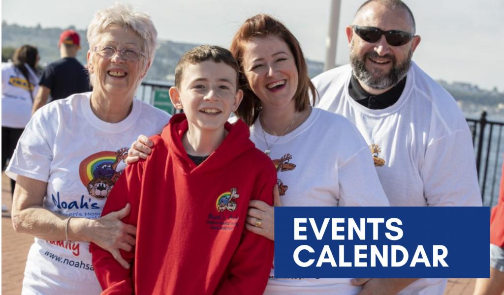Noah's Ark Events Calendar