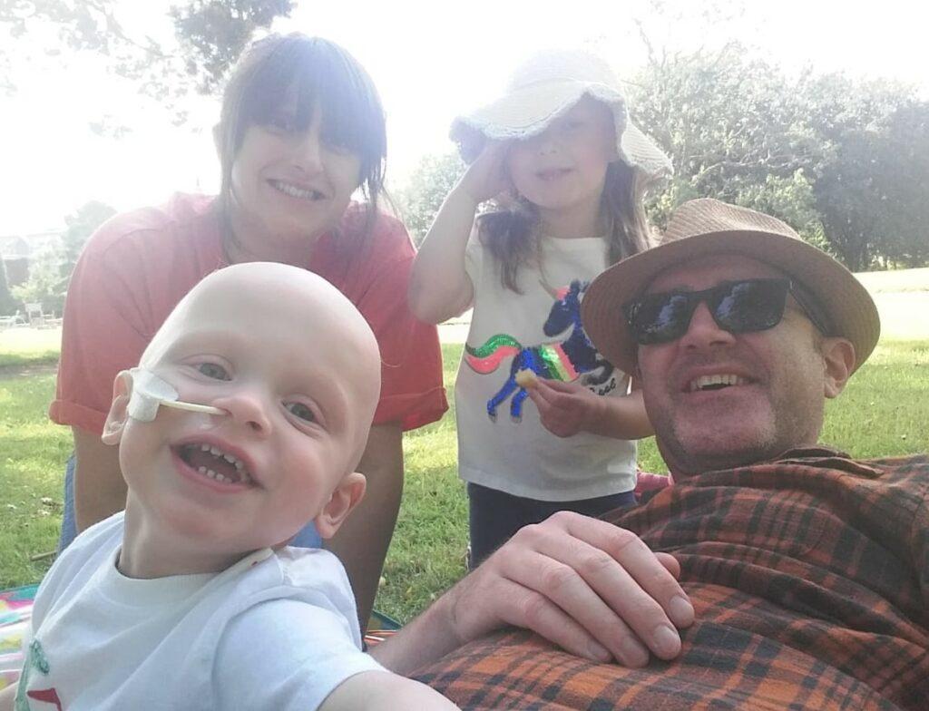 Joey's story - Noah's Ark Charity