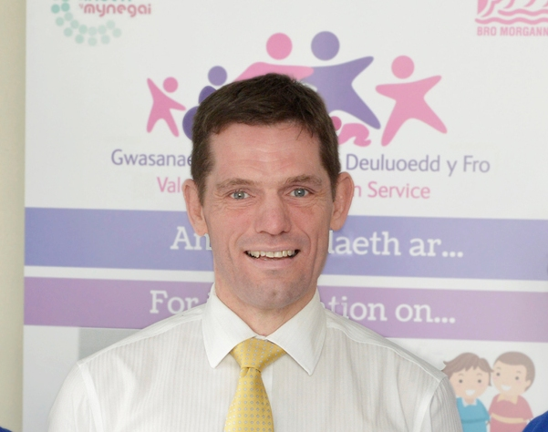 Dr David Tuthill - Consultant Paediatrician at the Noah's Ark Children's Hospital